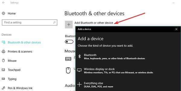 اتصال بی سیم لپ تاپ به پروژکتور در ویندوز 10