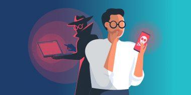 جلوگیری و تشخیص برنامه های جاسوسی گوشی اندروید ، آیفون و..