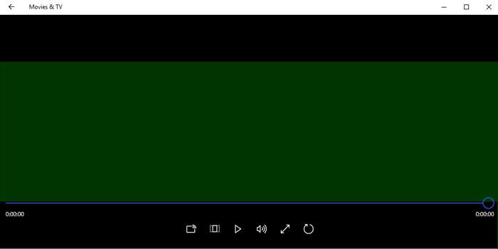 8 روش حل مشکل سبز شدن تصویر هنگام پخش ویدیو و فیلم در KMPlayer ، VLC ، مرروگر و..