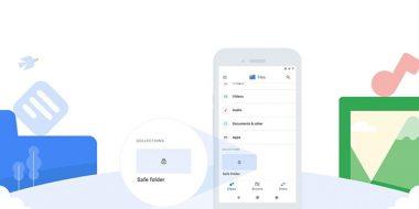 آموزش رمزگذاری و قفل پوشه اندروید در فایل منیجر گوگل