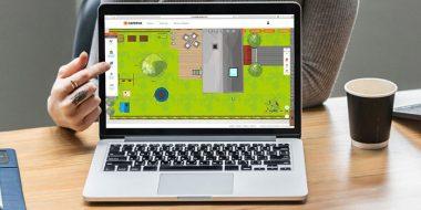 سرویس های طراحی حیاط خانه