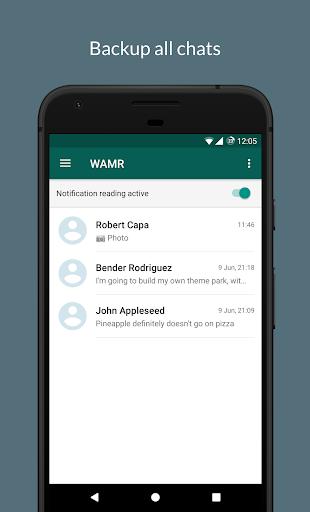 دانلود واتساپ که پیام های حذف شده را ببینیم