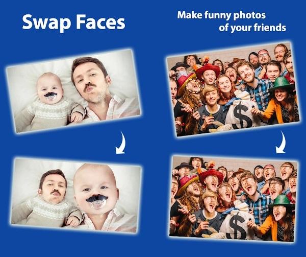 نرم افزار تغییر چهره اندروید Cupace