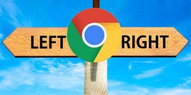 آموزش 2 روش تغییر جهت نمایش محتوا در گوگل کروم