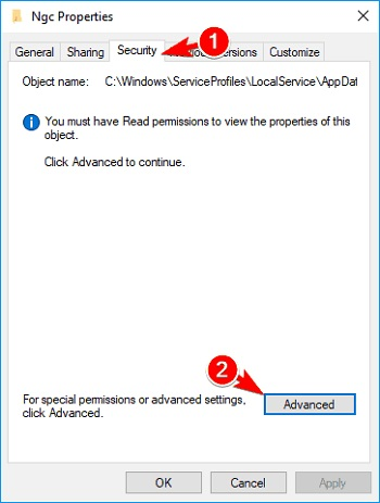 مشکل گیر کردن ویندوز