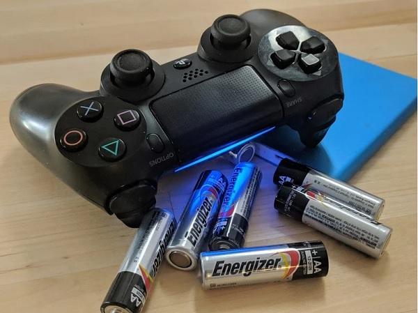 روشن نشدن دسته PS4