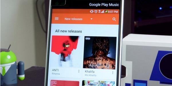 مشکل پخش نشدن آهنگ در گوگل پلی موزیک