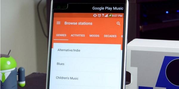 چرا گوگل پلی موزیک کار نمی کند؟