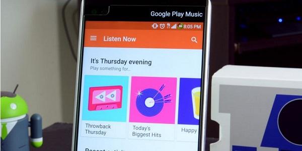 علت پخش نشدن آهنگ در گوگل پلی موزیک