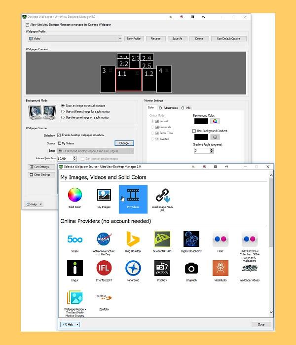 نرمافزار UltraView Desktop Manager