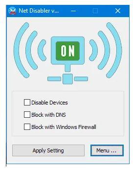 عدم دسترسی به اینترنت در ویندوز 10