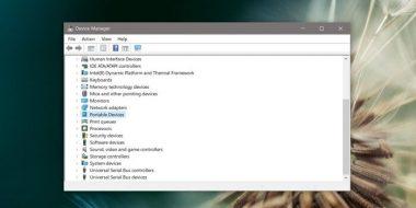 آموزش کار با Device Manager در ویندوز 10 ، 8 و 7