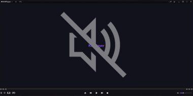 آموزش 7 روش حل مشکل صدا درKMPlayer