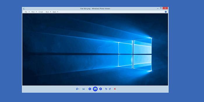 آموزش 4 روش فعال سازی Windows Photo Viewer در ویندوز 10 ، 8 و 7