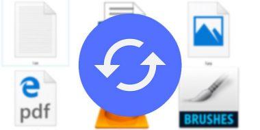 آموزش 6 روش نمایش و تغییر فرمت فایل در ویندوز 10، 8 و 7