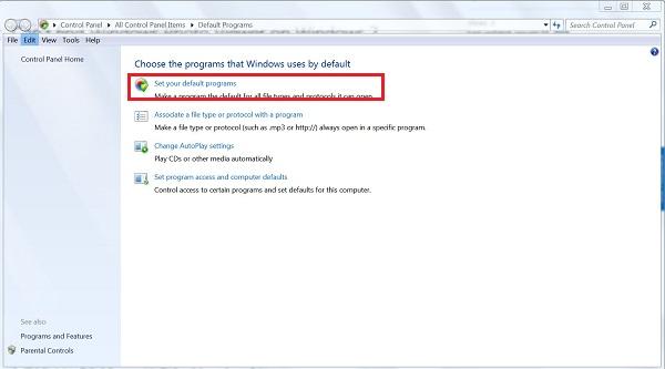 تنظیم windows photo viewer برای ویندوز 7