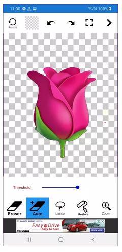 نرم افزار تغییر بک گراند عکس برای اندروید Change Photo Background Editor