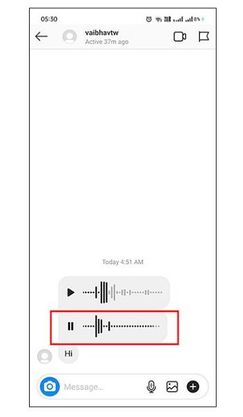چگونه پیام های صوتی را در اینستاگرام دانلود کنیم؟