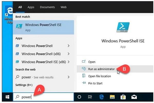 آموزش IIS – نحوه نصب IIS با استفاده از PowerShell