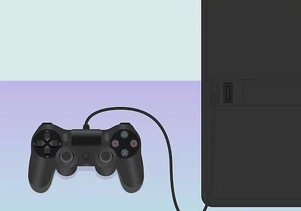 روش اتصال PS4 به لپ تاپ (روش اتصال PS4 به مانیتور لپ تاپ)