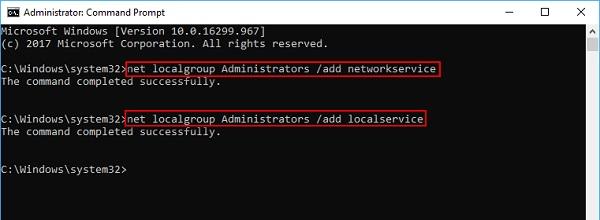 رفع ارور Audio Services Not Responding از طریق Command Prompt