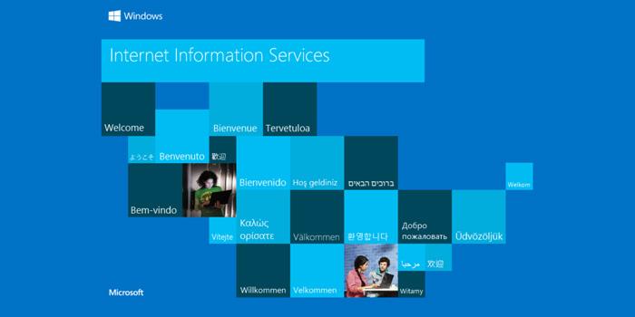 آموزش تصویری نصب و کار با IIS در ویندوز 10 ، 8 و 7