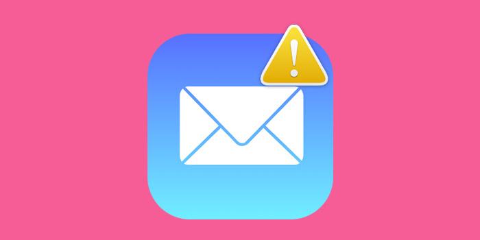 آموزش 11 روش حل مشکل ایمیل و جیمیل در آیفون