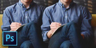 آموزش تصویری رتوش و از بین بردن چروک لباس در فتوشاپ
