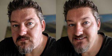 آموزش تغییر چهره حرفه ای عکس با استفاده از قابلیت پرتره هوشمند فتوشاپ