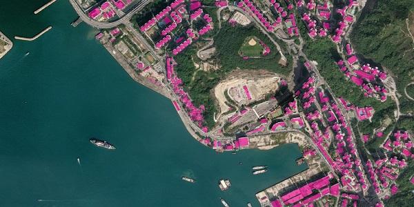 خرید نقشه از سایت DigitalGlobe