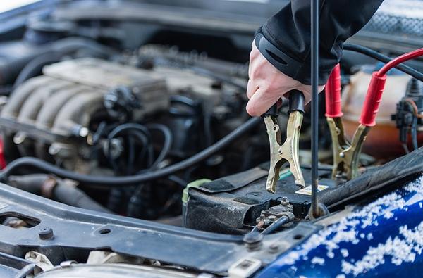 روشن نشدن ماشین در هوای سرد، مشکل باتری