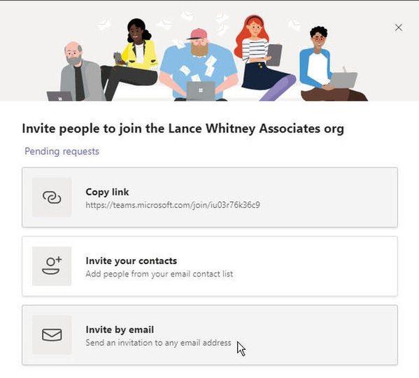 آموزش کار با برنامه مایکروسافت تیمز، روش نصب و راه اندازی
