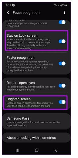 روش باز کردن قفل صفحه گوشی خود را بهینه کنید