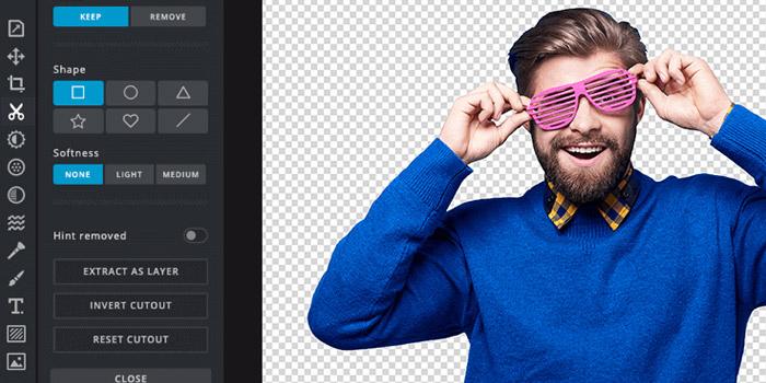 سایت ویرایش عکس آنلاین توسط هوش مصنوعی