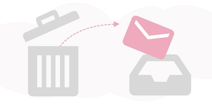 4 روش جدید ریکاوری ایمیل های پاک شده جیمیل