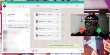 آموزش کامل تماس صوتی و تصویریواتساپ با کامپیوتر و لپ تاپ