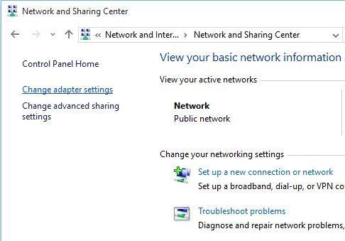 رفع مشکل وصل نشدن به اینترنت در ویندوز 10 با تغییر کانال شبکه