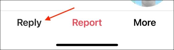 نحوه استفاده از ویژگی ریپلای عکس در دایرکت اینستاگرام