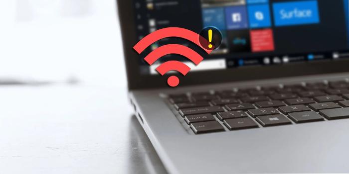 آموزش کامل 15 روش حل مشکل اتصال به اینترنت در ویندوز 10