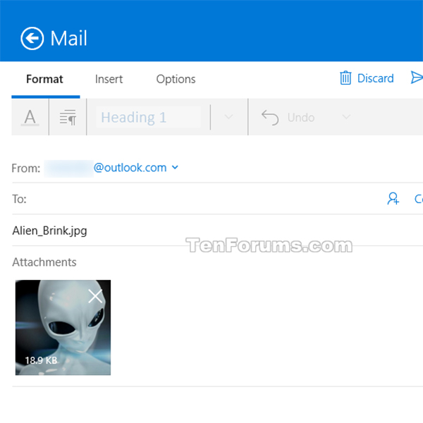 اشتراک گذاری فایل در ویندوز 10
