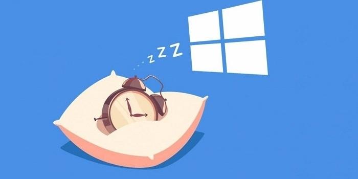 آموزش تصویری نحوه فعال كردن hibernate در ويندوز 10
