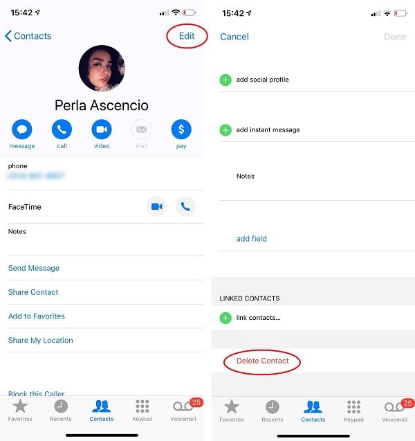 مخفی کردن عکس پروفایل واتساپ