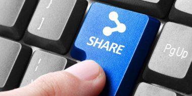 اضافه کردن گزینه Share برای اشتراک گذاری شبکه اجتماعی در ویندوز 10