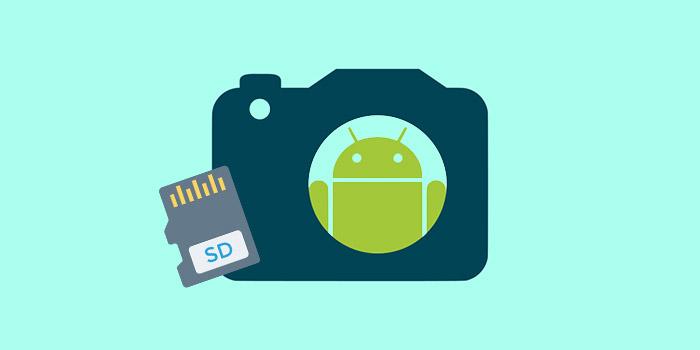 آموزش روش تغییر محل ذخیره عکس دوربین در گوشی اندروید