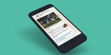 ایجاد کانال واتساپ : ساخت گروه واتساپ با قابلیت ارسال پیام تنها توسط ادمین ها
