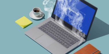 علت و 7 روش حل مشکل داغ شدن بیش از حد لپ تاپ