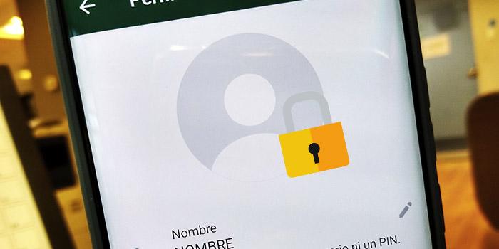 مخفی کردن عکس پروفایل واتساپ برای یک شخص خاص