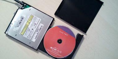 تبدیل CD و DVD رایتر اینترنال به اکسترنال