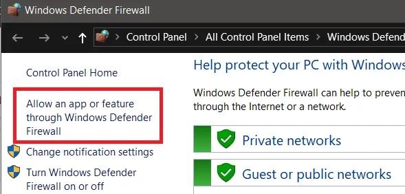 علت وصل نشدن دیسکورد چیست؟ بررسی تنظیمات فایروال