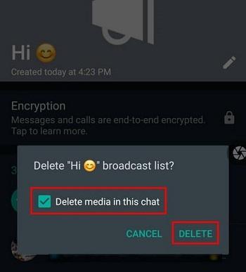 ارسال پیام گروهی در واتساپ به شماره ذخیره شده